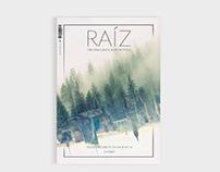 Raíz - Urban botanics Magazine