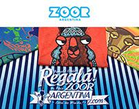 ZOOR Argentina / Branding & Producto