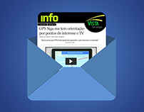 E-mails Marketing - Vista Tecnologia