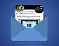 E-mails Marketing - Vista Tecnologia