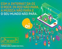 Oi ROCK IN RIO