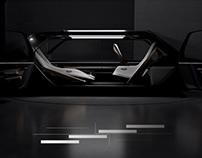 ATRIUM - Cadillac Interior Concept