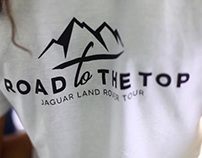 Road to the Top by Jaguar Land Rover Tour