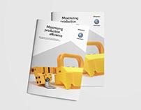 Ultimaker - Volkswagen Autoeuropa brochure
