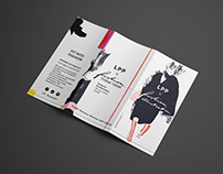 LPP xFashion Illustration identifiaction design