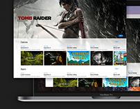 App Store Redesign Concept
