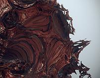 Chocolate spine