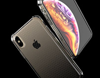 iPhone XS Case CGI Product Video