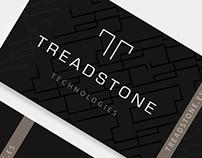 TREADSTONE TECHNOLOGIES Logo & Brand design