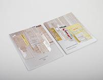 Catálogo Memorias contables
