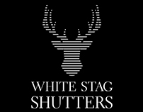 White Stag Shutters