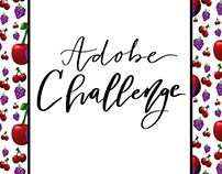 Adobe Daily Creative Challenge