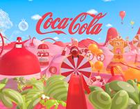 Coca Cola Mundwerk