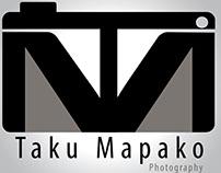 Taku Mapako photography logo