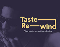 Spotify - Taste Rewind