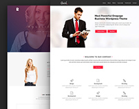 Quick-A Multipurpose Theme For Creative Site