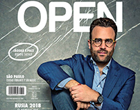 Max Villegas OPEN COVER June 2018