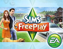 EA: The Sims FreePlay
