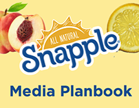 Mock Snapple Campaign