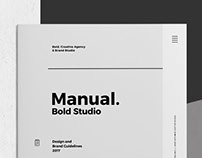 Bold Brand Manual & Guidelines