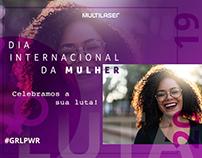 KV | Campanha Institucional | Dia da Mulher 19