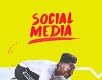 Healthy Sports, Social Media