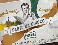 PRORASO | CARDS
