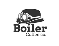 Boiler Coffee (Branding)