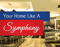 Your Home Like A Symphony