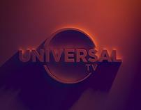 Universal TV Brand Idents