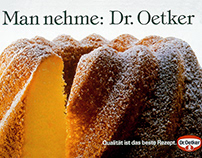 50-year celebration of Dr.Oetker and BBDO