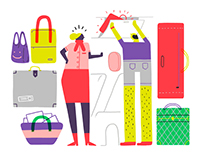 Baggage's baggage/ Apex Experience Mag