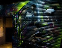 STREET ART en EL DORADO / 2015