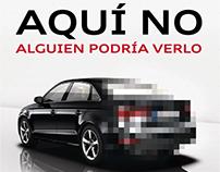 Censurado // Audi A3 - Campaña lanzamiento