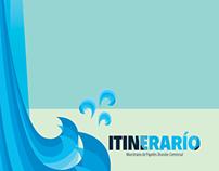 Muestrario de Papel/Itinerarío (Paper sampler)