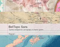 BellTopo Sans asset demo