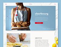 Cherbourg Bakery Branding and Web Design