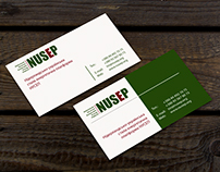 Business Cards for NUSEP