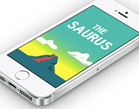The Saurus App Game