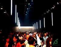 La cambre 2017 fashion show Brussels