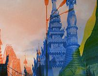ကျာ် လ္ဂု Shwedagon (Yangon, Myanmar)