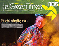 Edición 105 Periódico elGreenTimes
