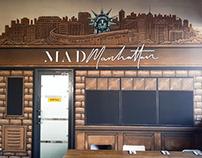 Mad Manhattan Mural
