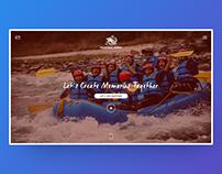 Redesign Concept - Nepal River Runner