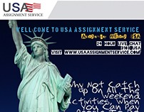 USA Assignment Writing Help Service
