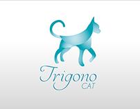 Propuestas de logotipo de Trigono Cat.