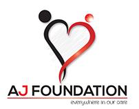 Logo - AJ Foundation