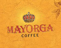 Mayorga Coffee Branding & Packaging