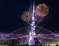 DUBAI NEW YEAR 2015 AND 2016