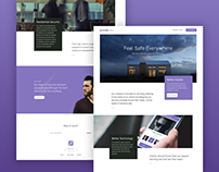 Security Company | LandingPage